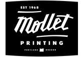 Thank you Mollet  - our printers!