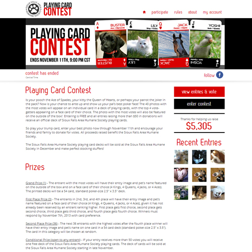View Contest