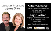 Camargo and Wilson Realty Team