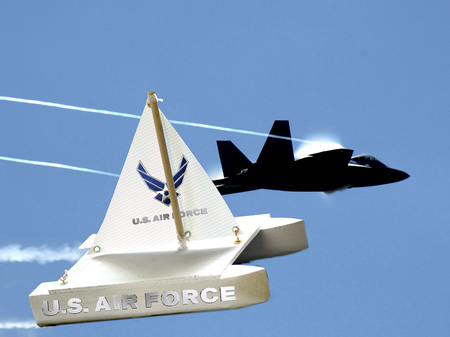 U.S. Air Force - The sky is the limit.