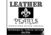 Leather & Pearls, O.S.  MS