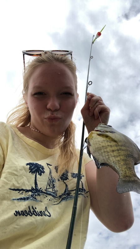 Love Lake Sunfish