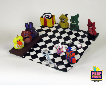 Five Nights at Peeps