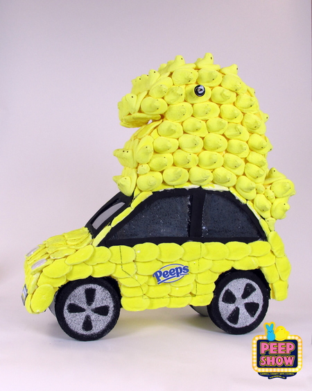 10th Anniversary Peep Mobile