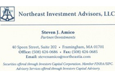 Northeast Investment Advisor